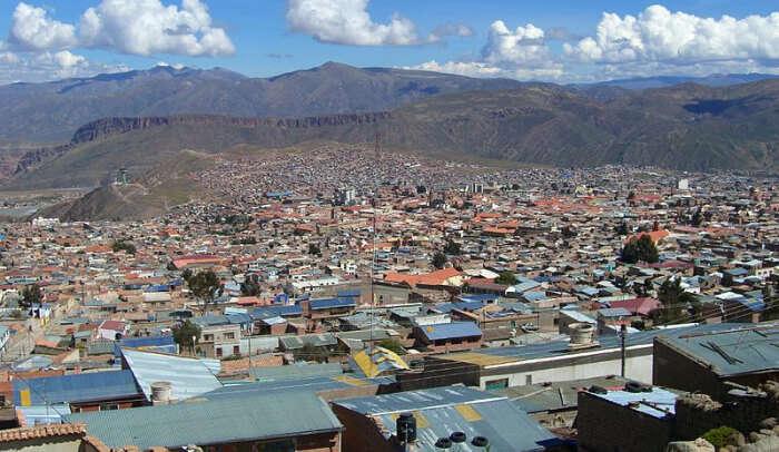 Potosi View