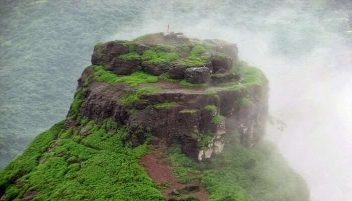 Prabalgad Fort in Panvel
