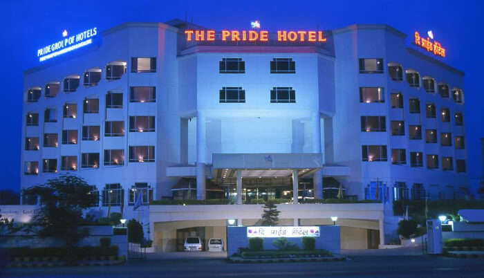 Pride Hotel in Nagpur
