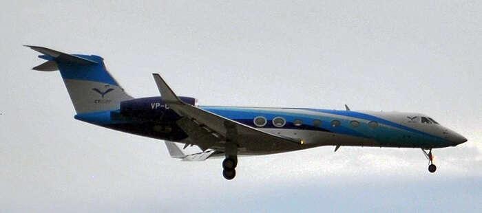 Plane rides in Mysore