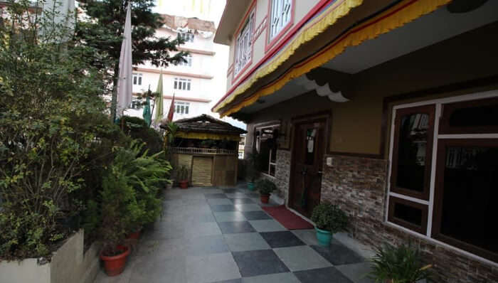 Rabdentse Residency in Sikkim