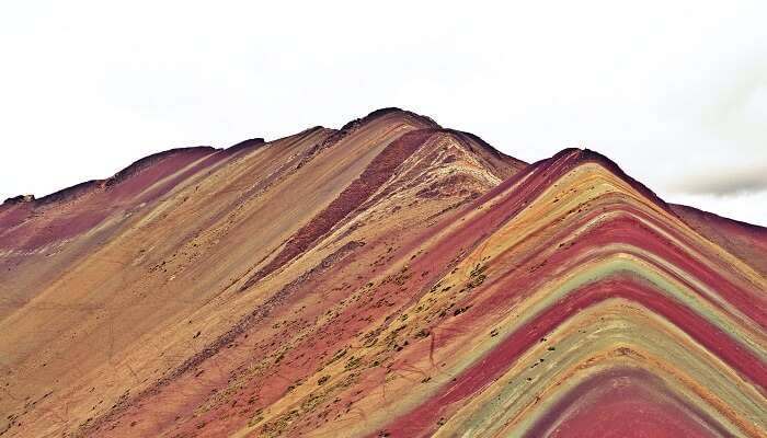 Rainbow Mountain peru