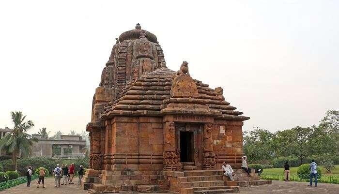 Rajarani-Temple bhubaneswar