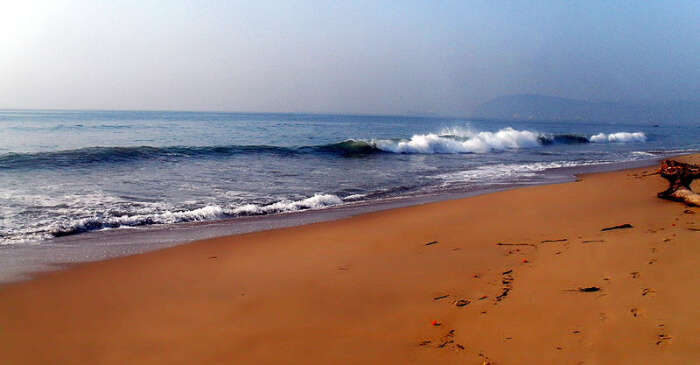 Rama Krishna Beach View