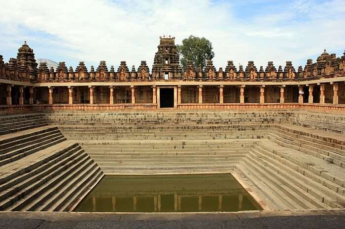 Queen's stepwell
