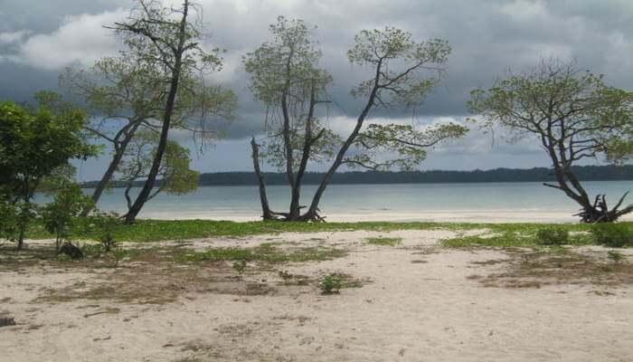 Relax With Your Partner at Vijaynagar Beach