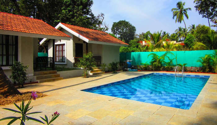 Resort Breeze in Alibaug
