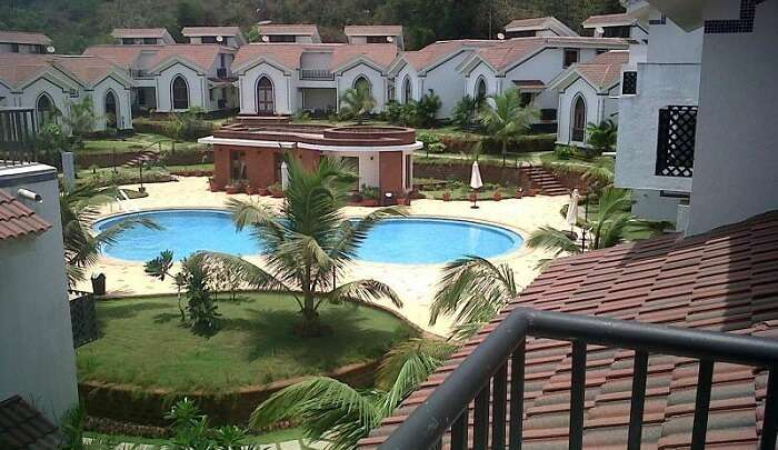 best villa in goa