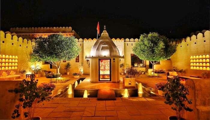 Rohet Garh in Jodhpur