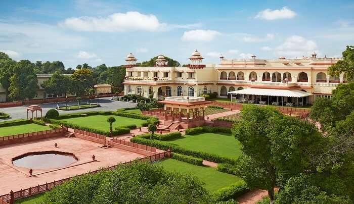 palace is so wonderful