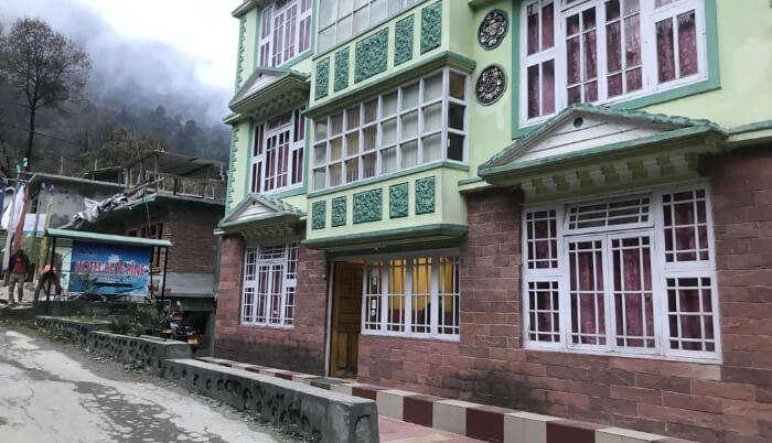 Rufina Blue Pine Hotel in Sikkim