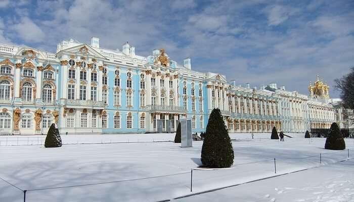 Russia Is Even More Beautiful In Winters