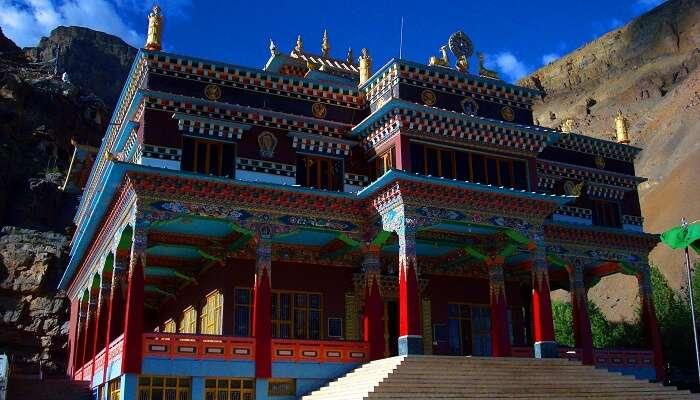 Sakya Kaza Monastery