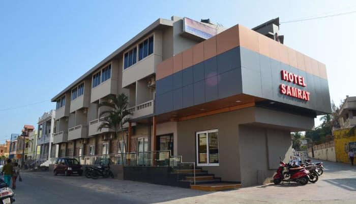 Samrat Hotel in Diu