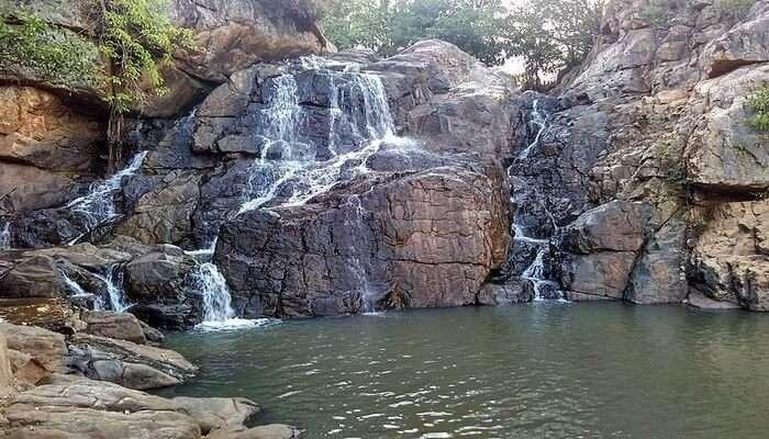 Sanaghagara Waterfall View