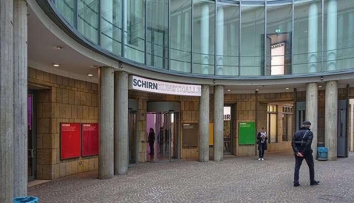 Venues for Exhibition