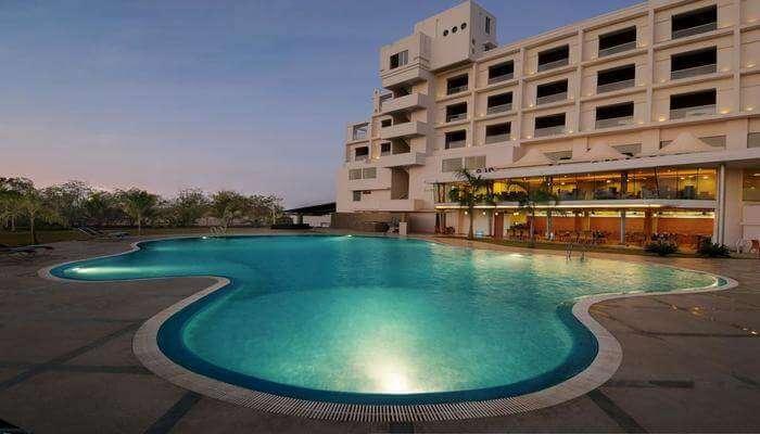 Seasons Rajkot Hotel