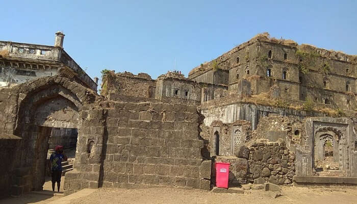 Historical Monuments In Murud