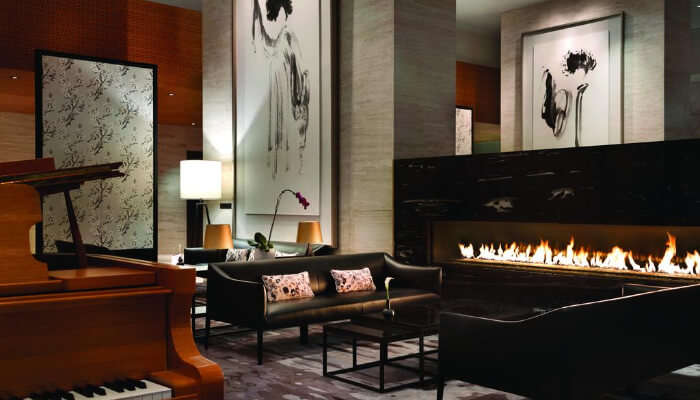 Shangri-La Hotel in Toronto