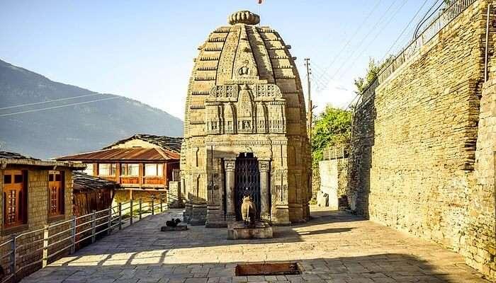 Shankar Temple View