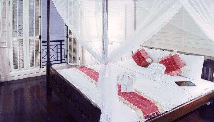 Shant Kuti's room