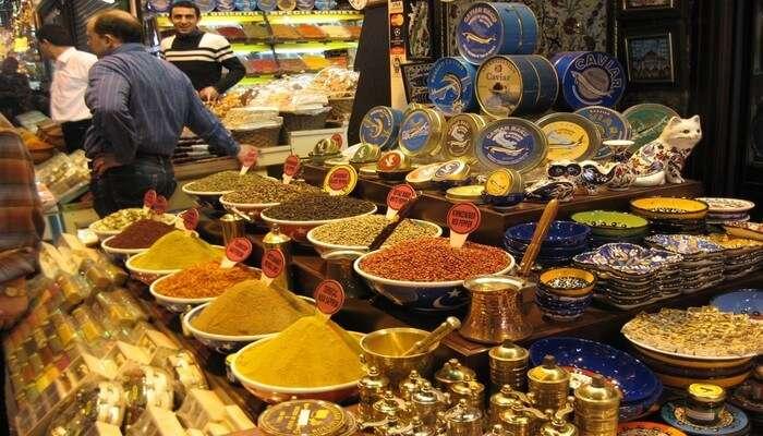 Shop From Local Baku Markets