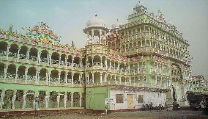 Shree Rani Sati Dadi Temple