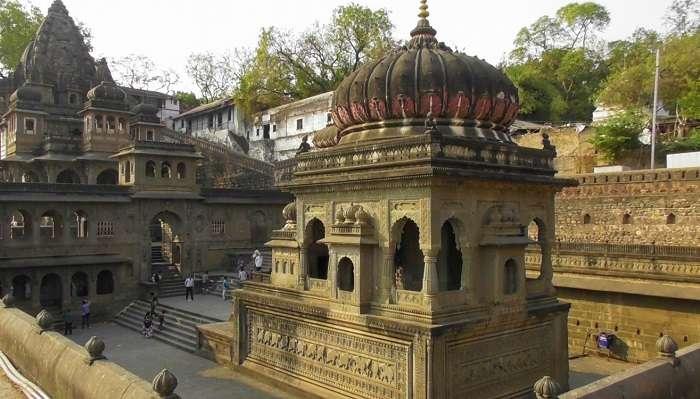 Shri Ahilyeshwar Temple