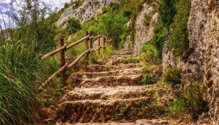 Sicily Hiking In Italy
