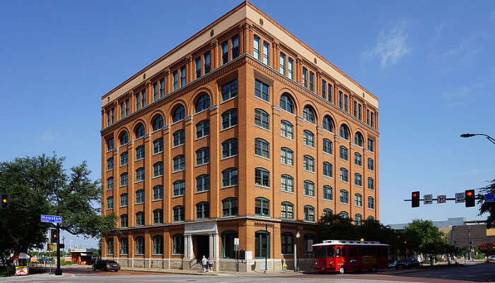 Six Floor Museum in Dallas
