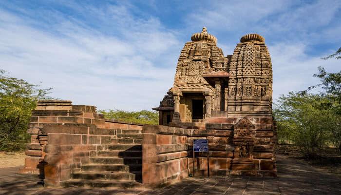 Sacredness mahavir jain temple
