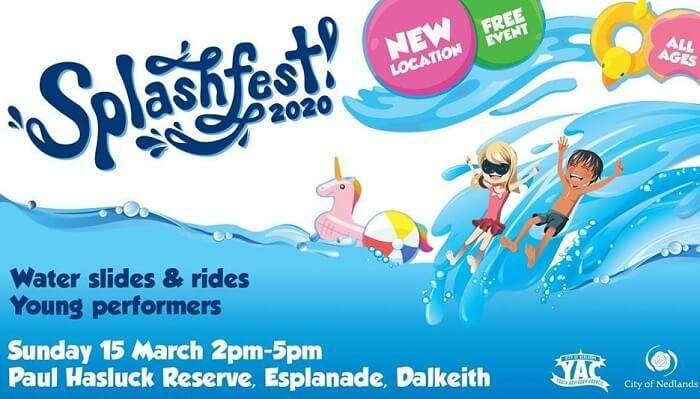 Splashfest Perth