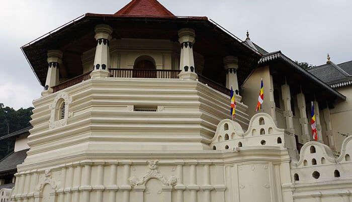Spiritual Place in Sri Lanka