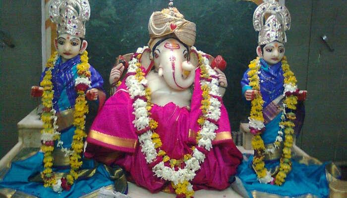 Sri Ganesh Temple in Jalna