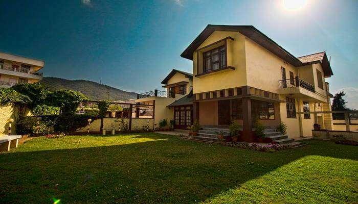 Sunrise Guest House in Meghalaya