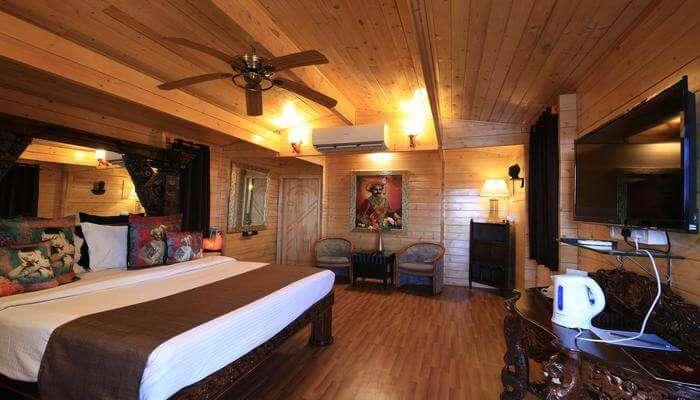 TGL Resort & Spa Mahabaleshwar room