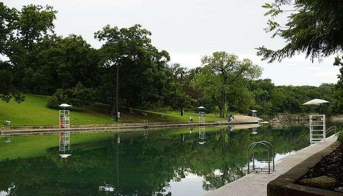 Take A Spring Bath In Barton Springs Pool