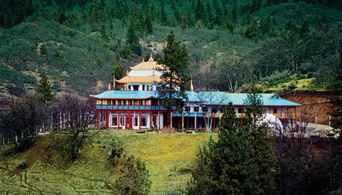 Tashi Choling Monastary