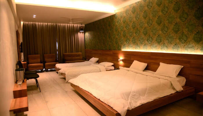 Bliss Hotel in Somnath