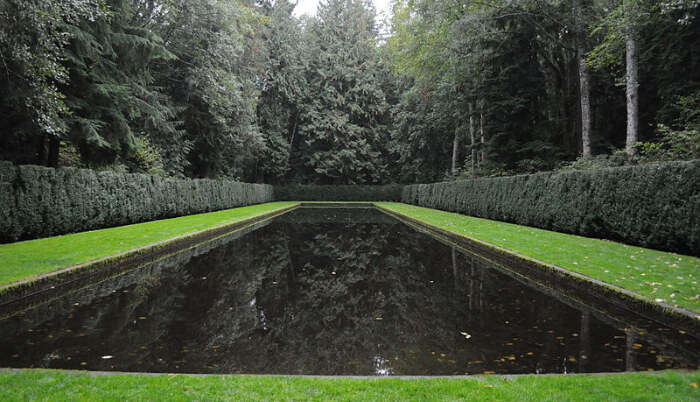 The Bloedel Reserve in Seattle