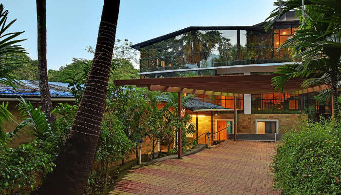 Fern Silvanus Resort in Alibaug