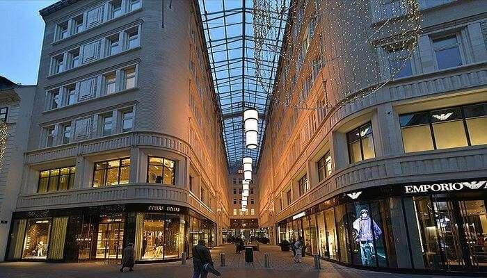 The Goldenes Quartier