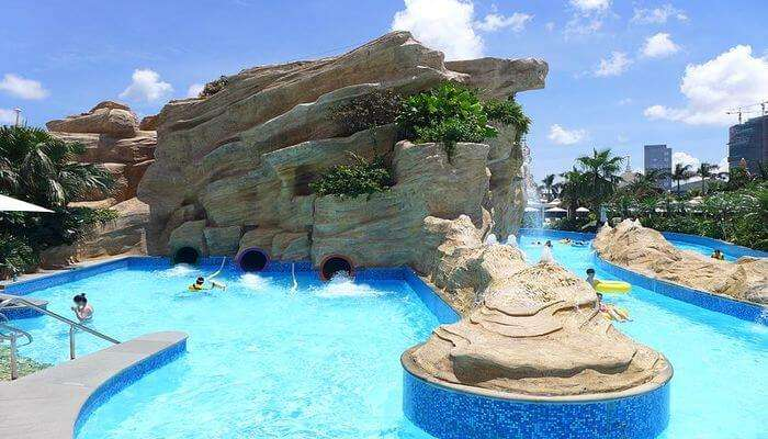 The Grand Resort Deck