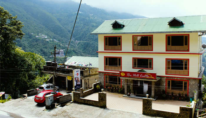 The Hill Castle in Sikkim