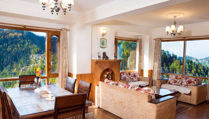 Jannat View Mashobra Hotel