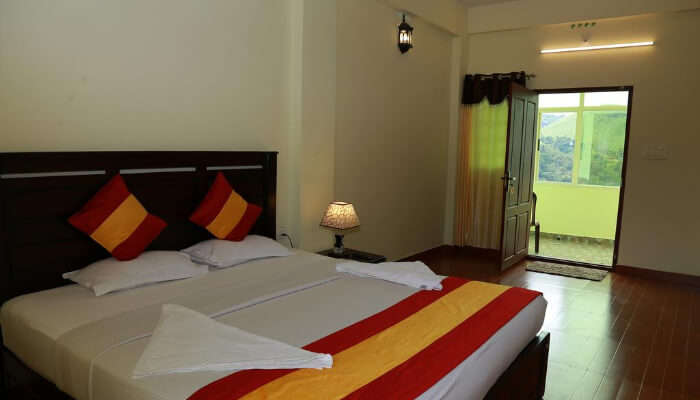 The Kissing Mountains Hotel in Vagamon