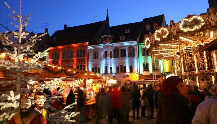 The Lit Christmas Markets