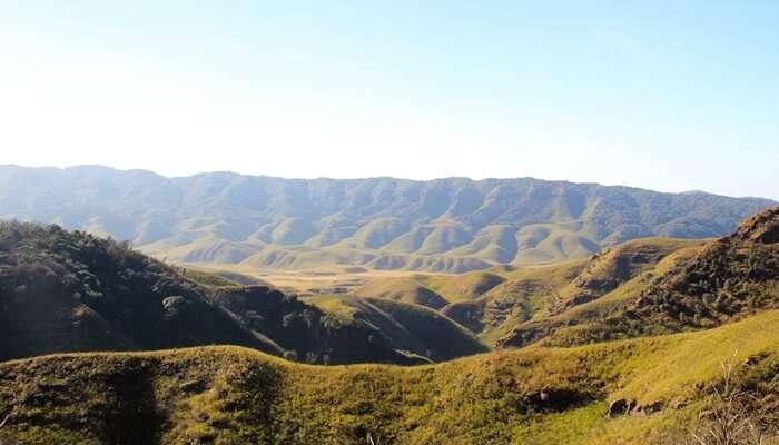 Trek To Mt Japfu