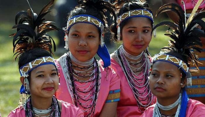 Tsukheneye Harvest Crop Festival
