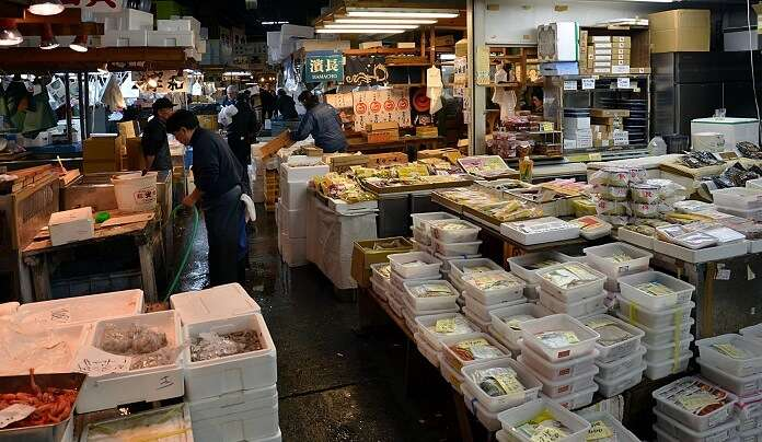 greatest discounted fish market